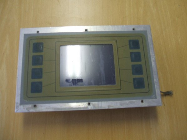 Mercury 850 Plate Processor Top Panel
