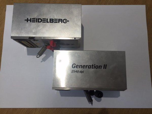 Heidelberg GEN I & II Lasers