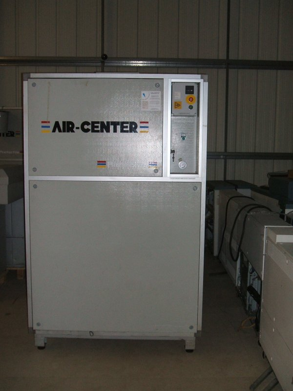 Rietschle Air Center Compresso