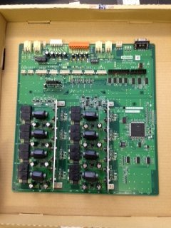 Screen PT-R8600 CPU Board