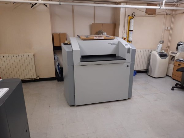 Suprasetter A52 CtP
